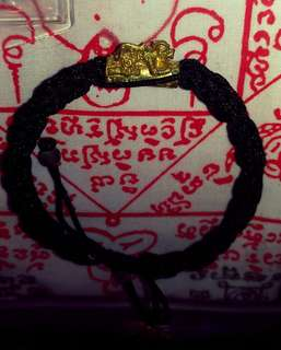 Thai amulet hanuman
