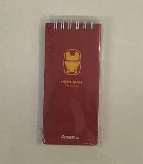 Iron Man Notepad