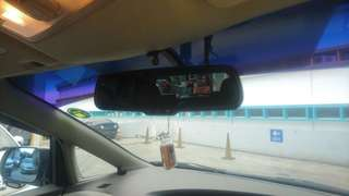 Auto dimming mirror for Toyota estima