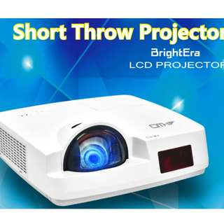 Projectors for projection mapping in restuarants