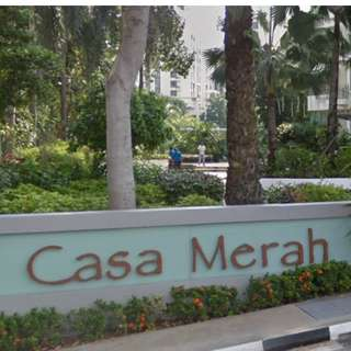 Casa Merah 3 bedder for rent