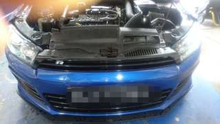 VW scirocco Original Hid Bulbs Replacement
