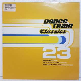 "12""Remix》Dance Train Classics Vinyl 23"