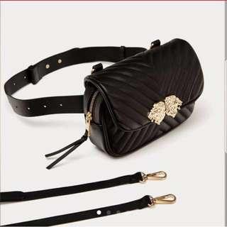 Zara 2 in 1 bag (sling & waist)