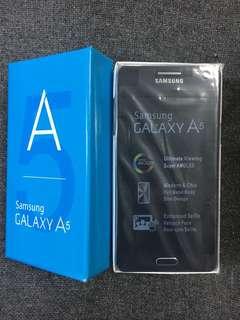 Samsung galaxy A5 brand new and 100% original