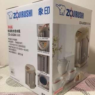 [公司抽獎]ZOJIRUSHI象印電動給水熱水瓶 CD-JUQ30