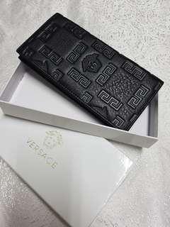 Versace long wallet premium grade