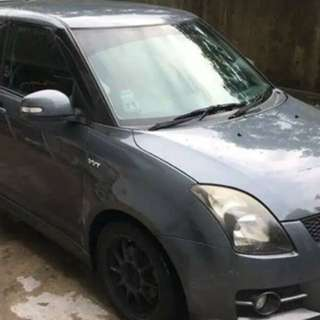 Suzuki Swift Sports 1.6L