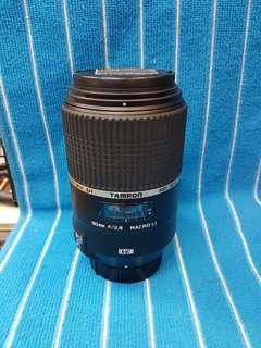Tamron SP 90/2.8 Di VC Nikon