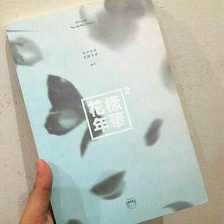 BTS HYYH PT2 (blue ver)