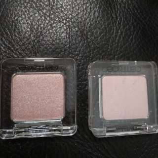 Brand New Eyecolour from Catrice. #780 & #540, selling each at $3