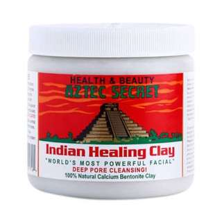 Indian Clay Mask