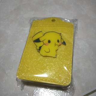 Pikachu cardholder