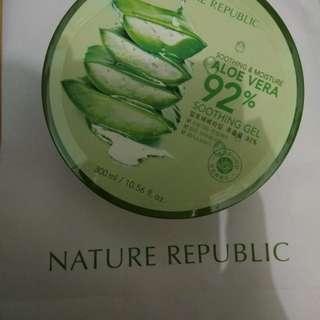 Nature republic aloe vera original 1000%