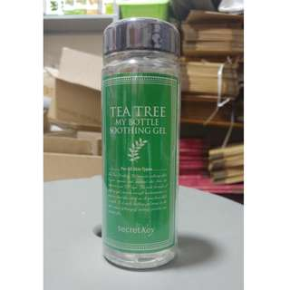 Secret Key Tea Tree My Bottle Soothing Gel