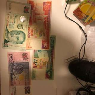 Exchanging old money