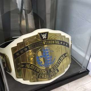 Wwe intercontinental adult replica belt