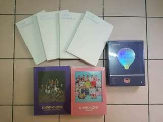 (READYSTOCK) BTS love yourself album