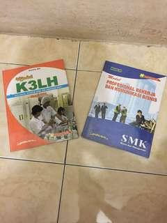 buku pelajaran untuk SMK