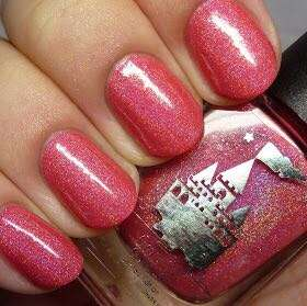 Grace-full Polish - Coral Castle