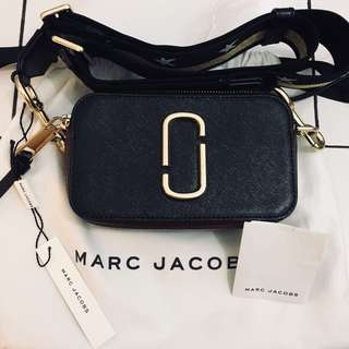 ORIGINAL MARC JACOBS SNAPSHOT BAG