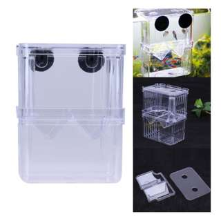 Aquarium Fish Breeder Box for Hatchery