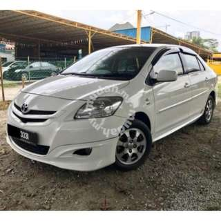 TOYOTA VIOS 1.5 TRD (M) HIGH SPEC