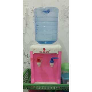 Dispenser mini free 2galon kecil