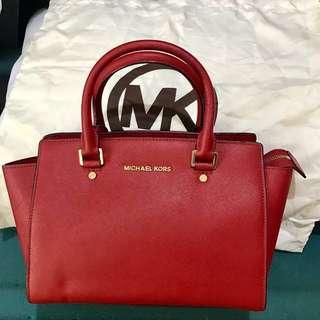 Michael Kors Bag - Red