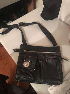 Danier real leather purse
