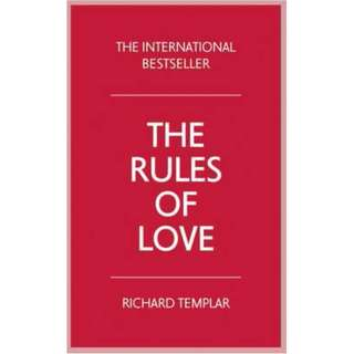 The Rules of Love by Richard Templar (BN)