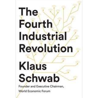 The Fourth Industrial Revolution by Klaus Schwab (BN)