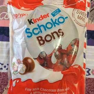 Chocolate Belgium 320 gram Jumbo
