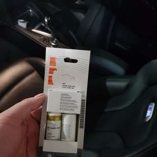 M4 austin yellow touch up paint from BMW