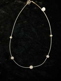 5 piece Diamond Choker