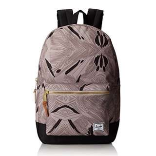 [PREORDER] HERSCHEL SUPPLY SETTLEMENT BACKPACK (GEO/BLACK)