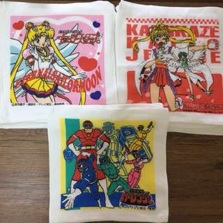 Japanese Anime Face towel from Japan