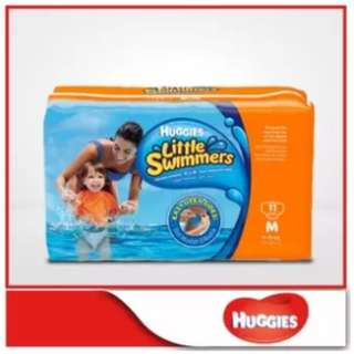 Huggies Pants Little Swimmer Medium