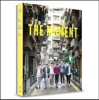 訂購 JBJ - 1st Photobook [The Moment] Limited Edition 限量版寫真書