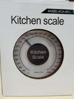 全新Kitchen Scale
