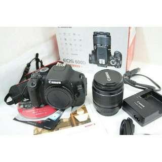 canon 600D lens 18-55mm