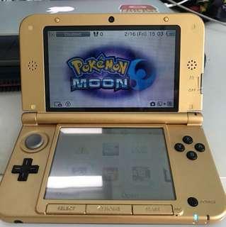 Nintendo 3DS XL Zelda limited edition