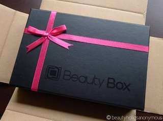 Random Beauty Box