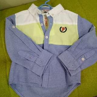 Poney Shirt 12-18mth