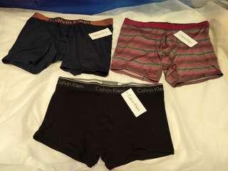 Calvin Klein underwear boxer