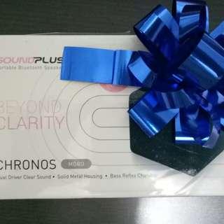 Soundplus bluetooth speaker