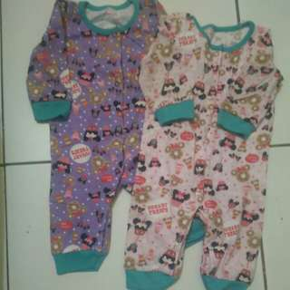 Jumper bayi minnie