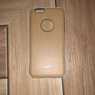 Moshi Iphone 6 case (Authentic)