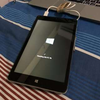 Microsoft NuVision Tablet
