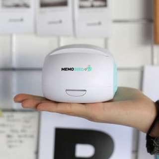 ORIGINAL Memobird Wireless Wifi Thermal Photo Image Printer for iPhone iOS Android (G2 Series - Direct Or Cloud Print)